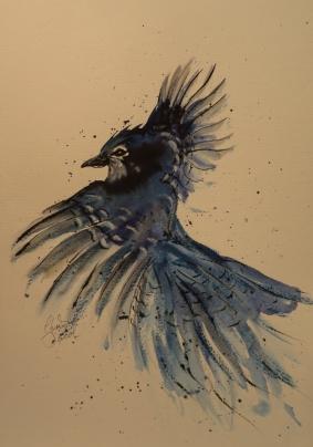 Blue Zephyr - SOLD